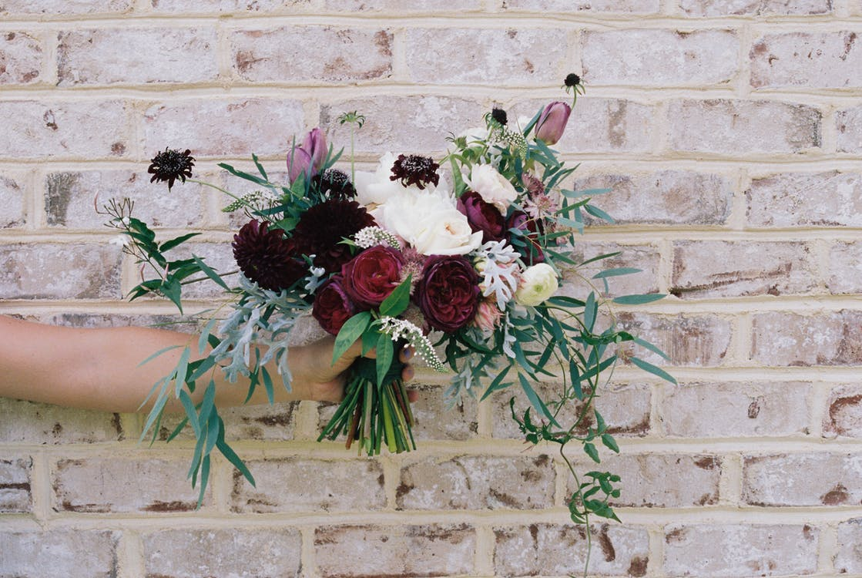 bright bridal blooms
